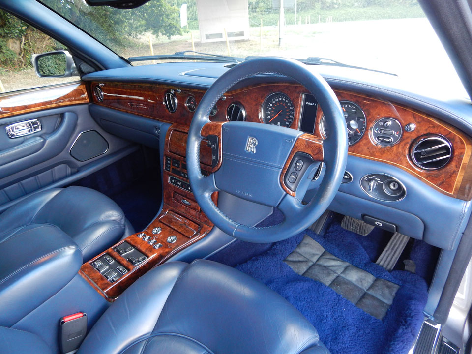 Rolls-Royce Car Interior