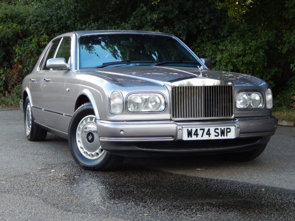 Rolls-Royce Car exterior