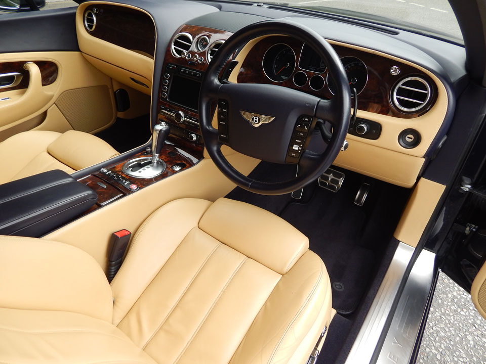 Bentley Vehicle interior for sale