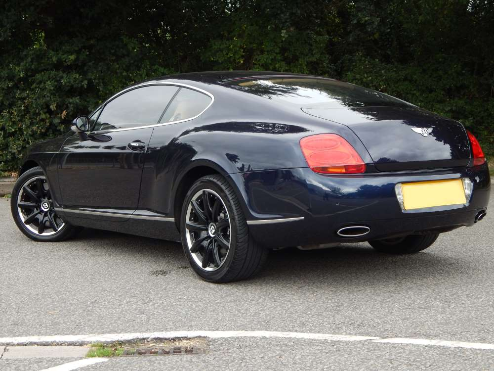 Modern Bentley Continental