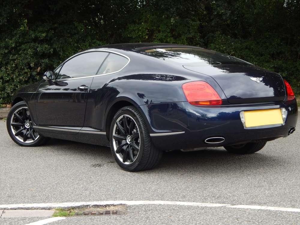 Modern Bentley Continental