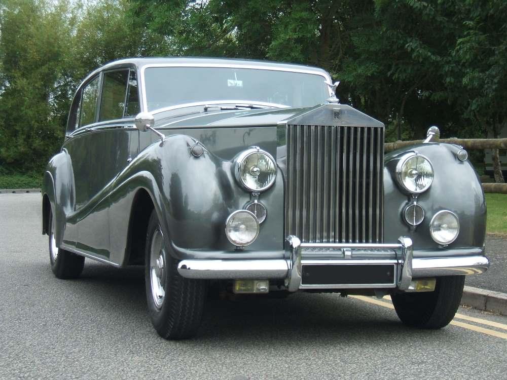 classic Rolls-Royce Car